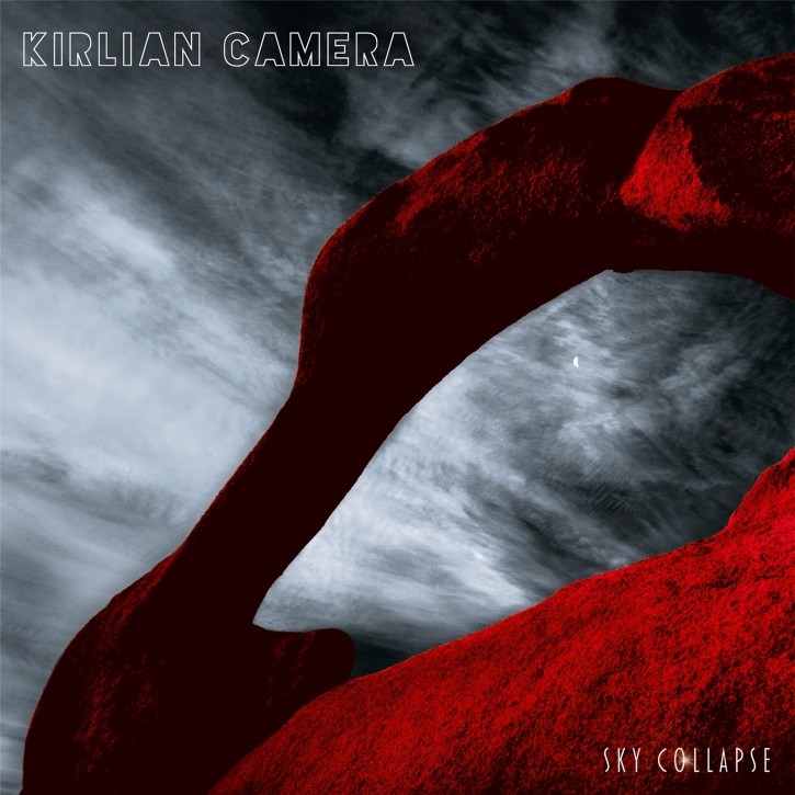 KIRLIAN CAMERA Sky Collapse CD Digipack 2017