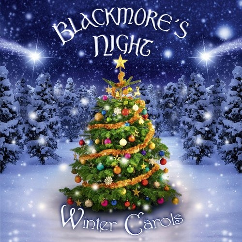 BLACKMORE'S NIGHT Winter Carols (2017 EDITION) 2CD 2017