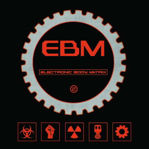 ELECTRONIC BODY MATRIX 2 4CD BOX 2017 Hocico FRONT 242 Nitzer Ebb FUNKER VOGT