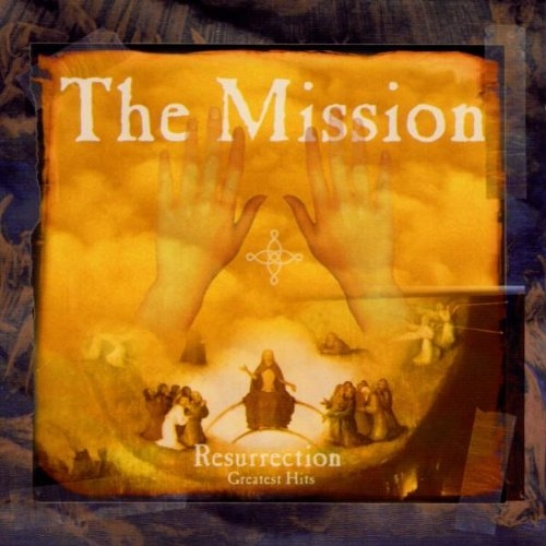 THE MISSION Resurrection - Greatest Hits CD 1999