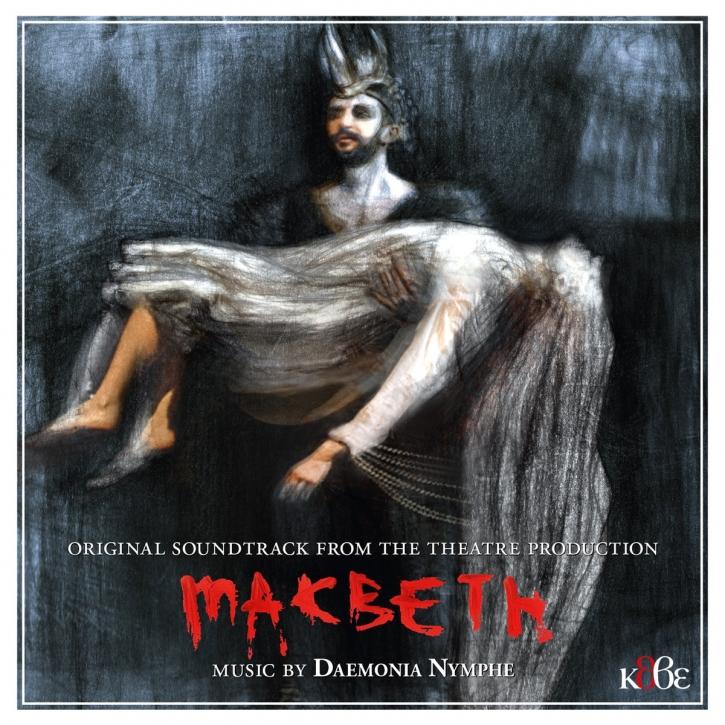 DAEMONIA NYMPHE Macbeth CD Digipack 2017