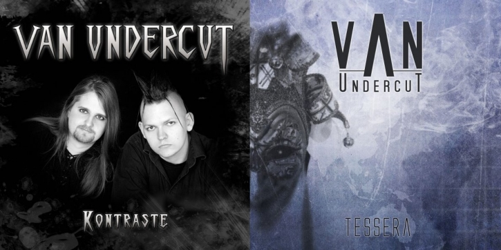 VAN UNDERCUT Kontraste + Tessera 2CD SET
