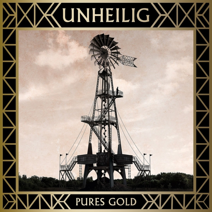 UNHEILIG Best Of Vol. 2: Pures Gold CD 2017