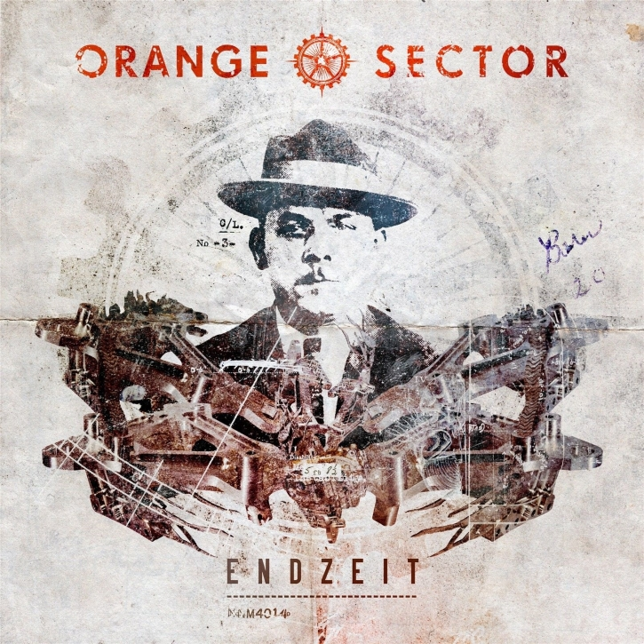 ORANGE SECTOR Endzeit 2CD 2017