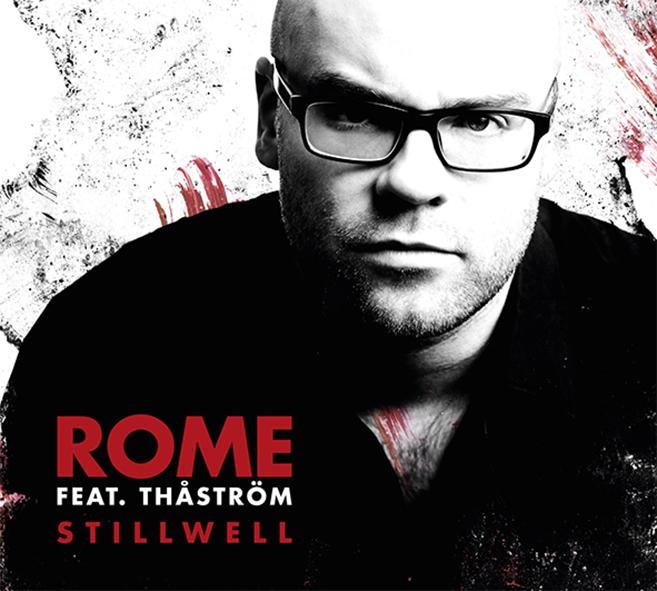 ROME feat. Thaström Stillwell CD Digipack 2017 LTD.999