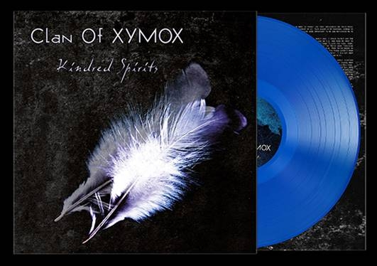 CLAN OF XYMOX Kindred Spirits LP VINYL 2018 LTD.500