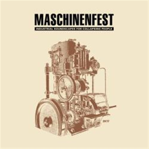 MASCHINENFEST 2017 2CD Digipack In Slaughter Natives LUSTMORD Ah Cama-Sotz