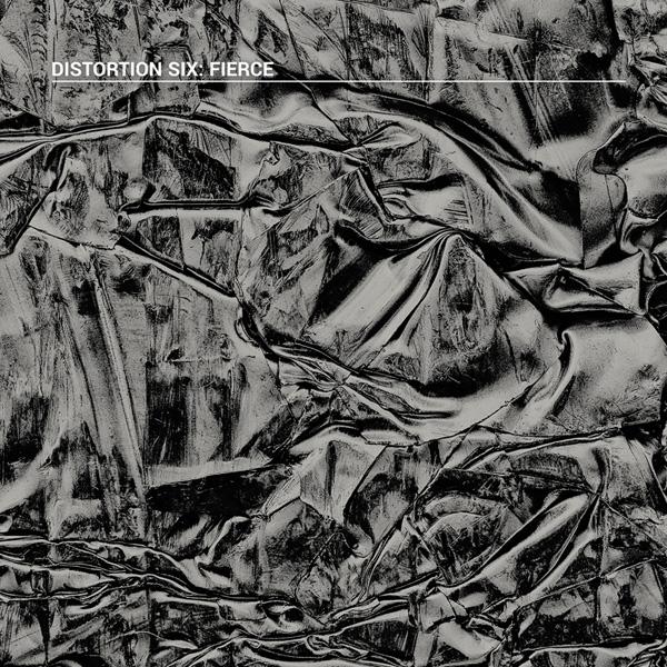 DISTORTION SIX Fierce CD 2017 ant-zen