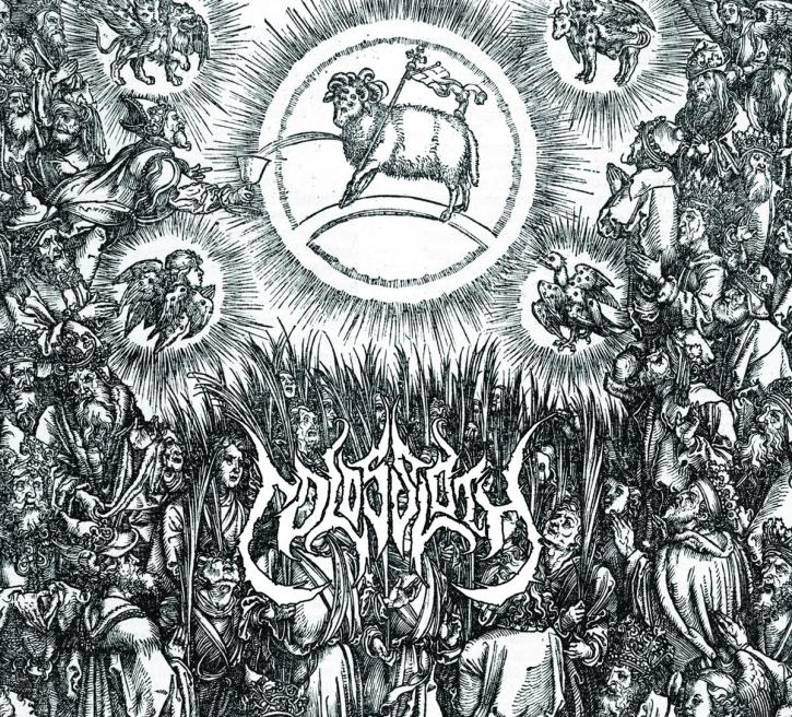 COLOSSLOTH Heathen Needles CD Digipack 2017