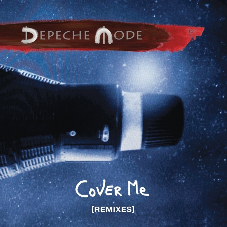 Only one free item can be redeemed per order! DEPECHE MODE Cover Me (Remixes) MCD 2017