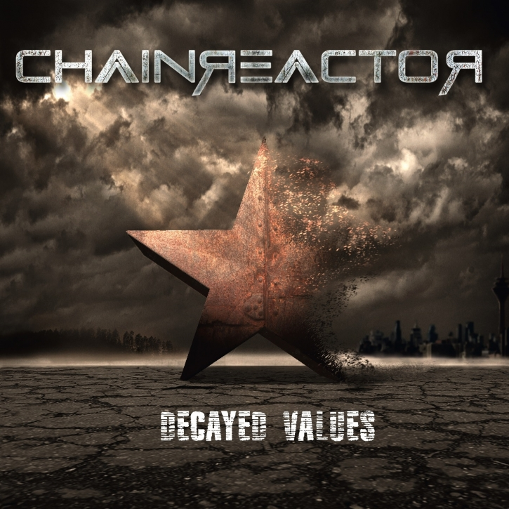 CHAINREACTOR Decayed Values CD 2017