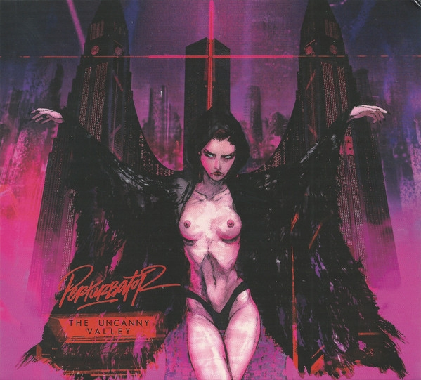 PERTURBATOR The Uncanny Valley CD Digipack 2016