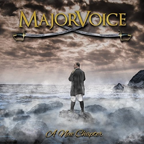 MAJORVOICE A New Chapter CD Digipack 2017
