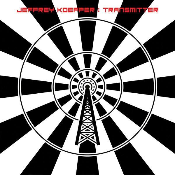 JEFFREY KOEPPER Transmitter CD Digipack 2017 LTD.300