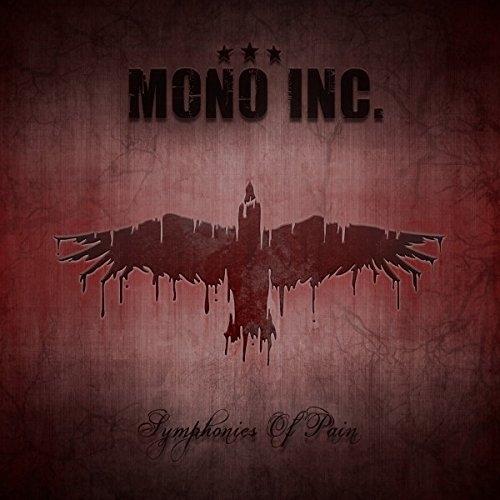 MONO INC. Symphonies Of Pain - Hits And Rarities 2CD Digipack 2017