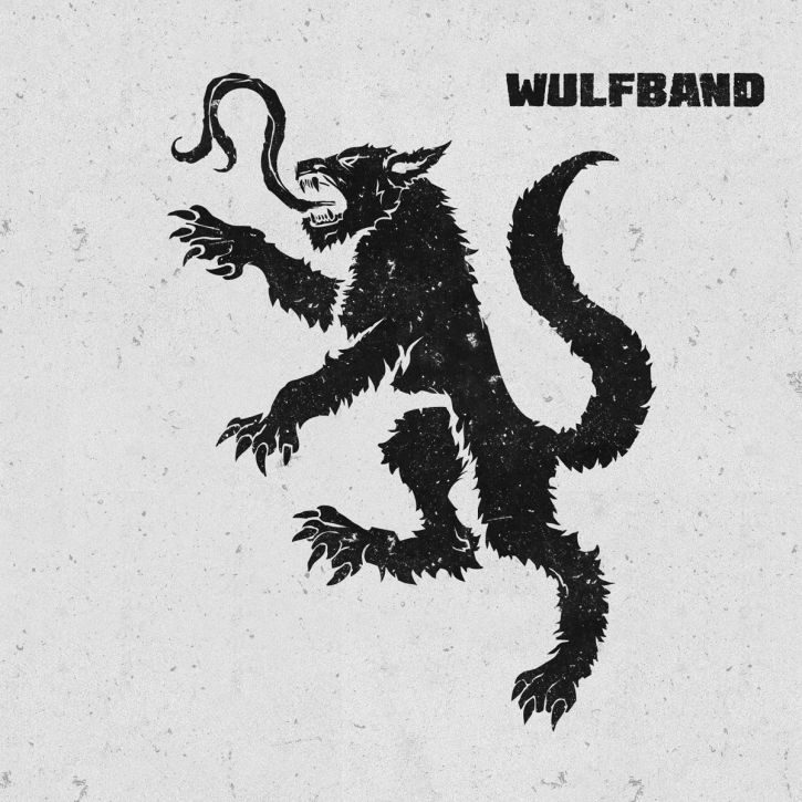 WULFBAND Revolter CD 2017