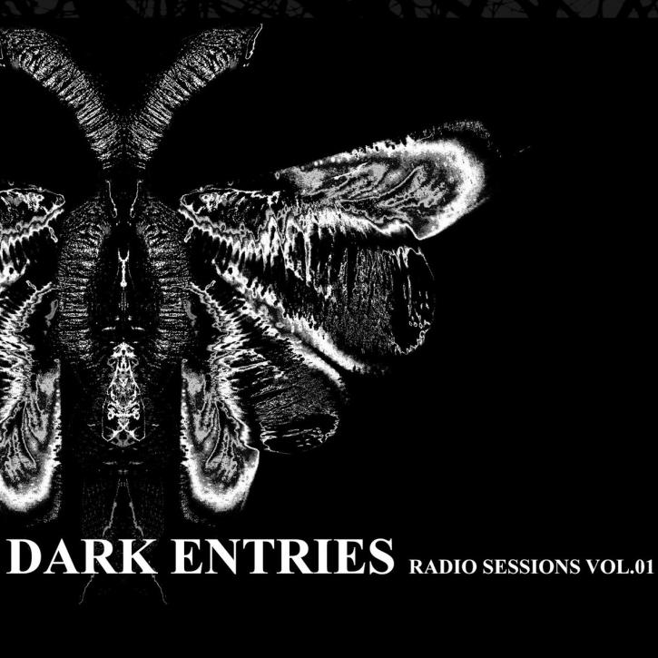 Dark Entries Radio Sessions Vol.01 CD Digipack 2017 ASH CODE GEOMETRIC VISION