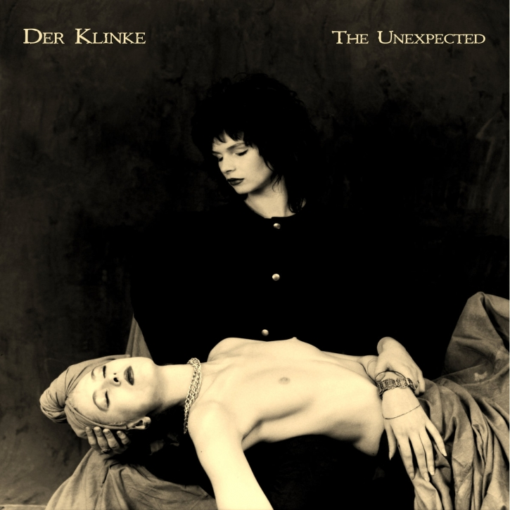 DER KLINKE The Unexpected LP PURPLE VINYL 2017 LTD.200