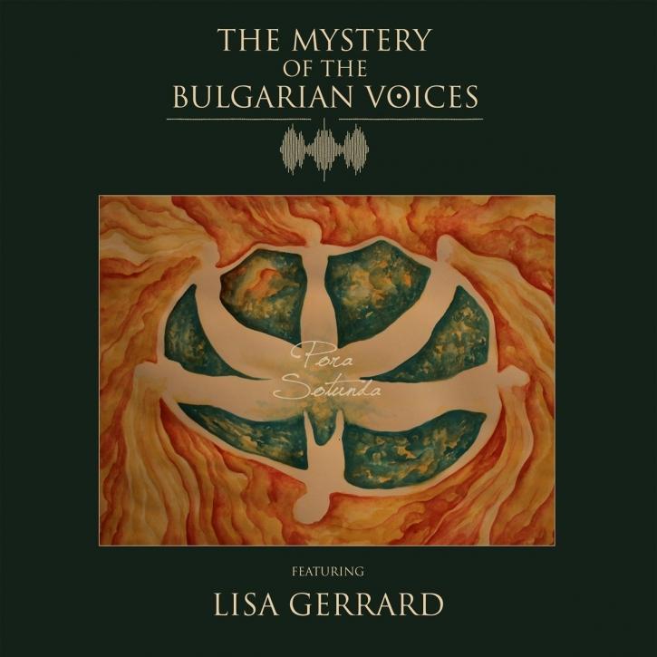 THE MYSTERY OF THE BULGARIAN VOICES feat. LISA GERRARD Pora Sotunda LIMITED 7