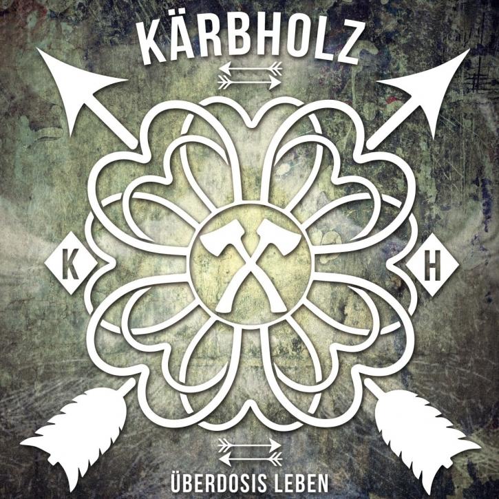 KÄRBHOLZ Überdosis Leben (Ltd. Pink Vinyl+MP3) 2017 (VÖ 08.12)