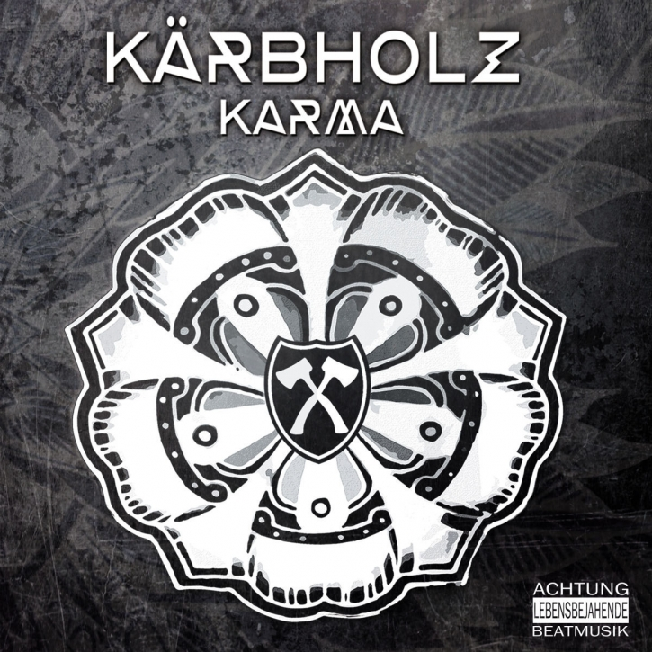 KÄRBHOLZ Karma (Ltd. Blue Sky Vinyl+MP3) 2017