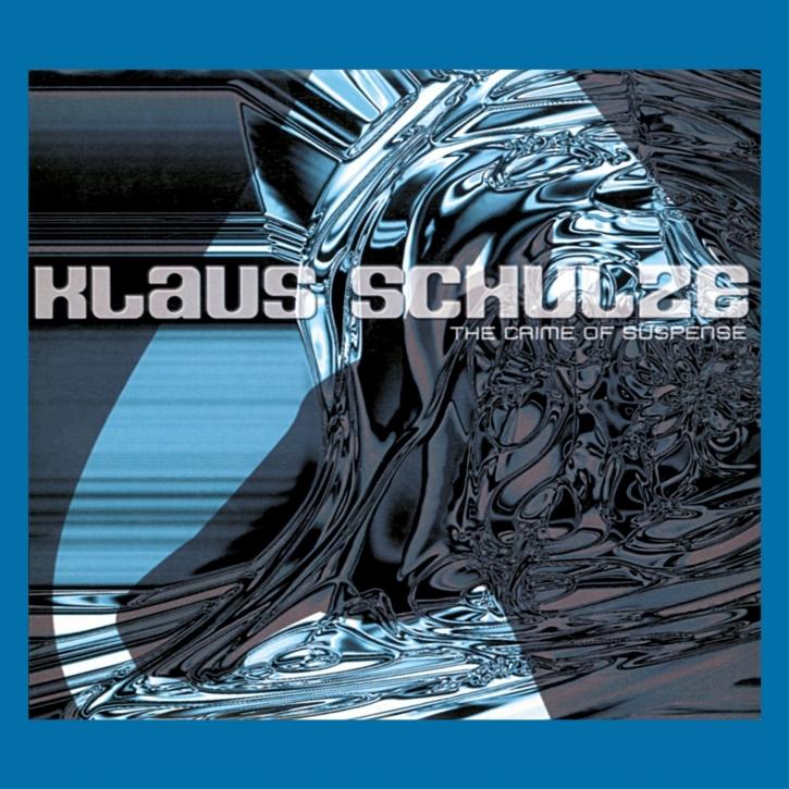 KLAUS SCHULZE The Crime Of Suspense CD Digipack 2017