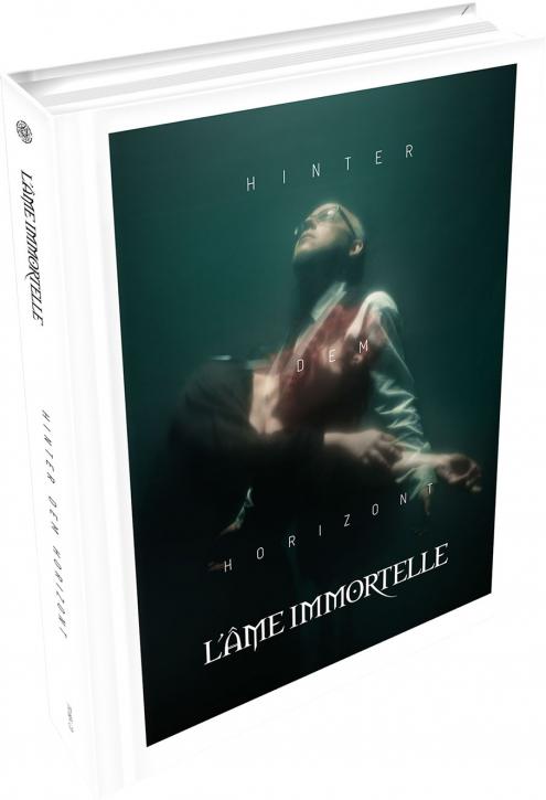 L'AME IMMORTELLE Hinter dem Horizont 3CD+BUCH 2018 LTD.2000