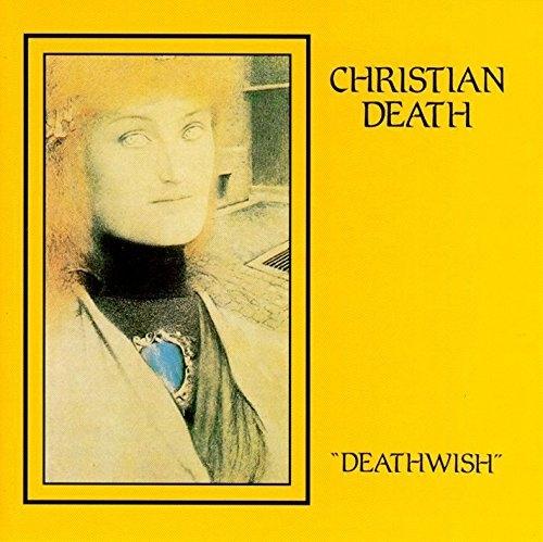 CHRISTIAN DEATH Deathwish CD 1990