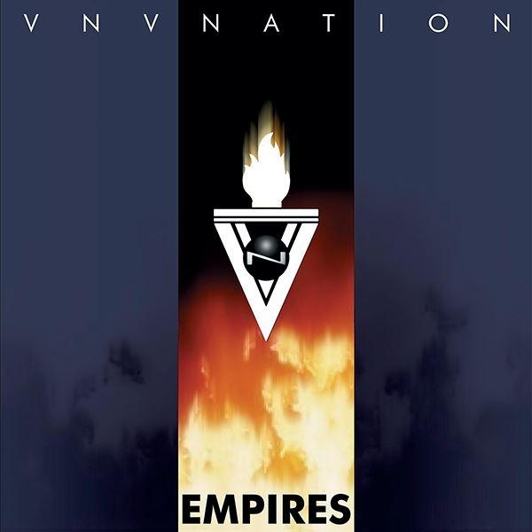 VNV NATION Empires (Regular Edition) LP VINYL 2017
