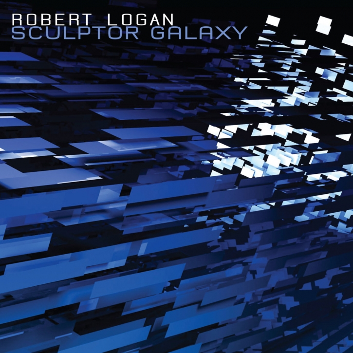 ROBERT LOGAN Sculptor Galaxy CD Digipack 2017 LTD.500