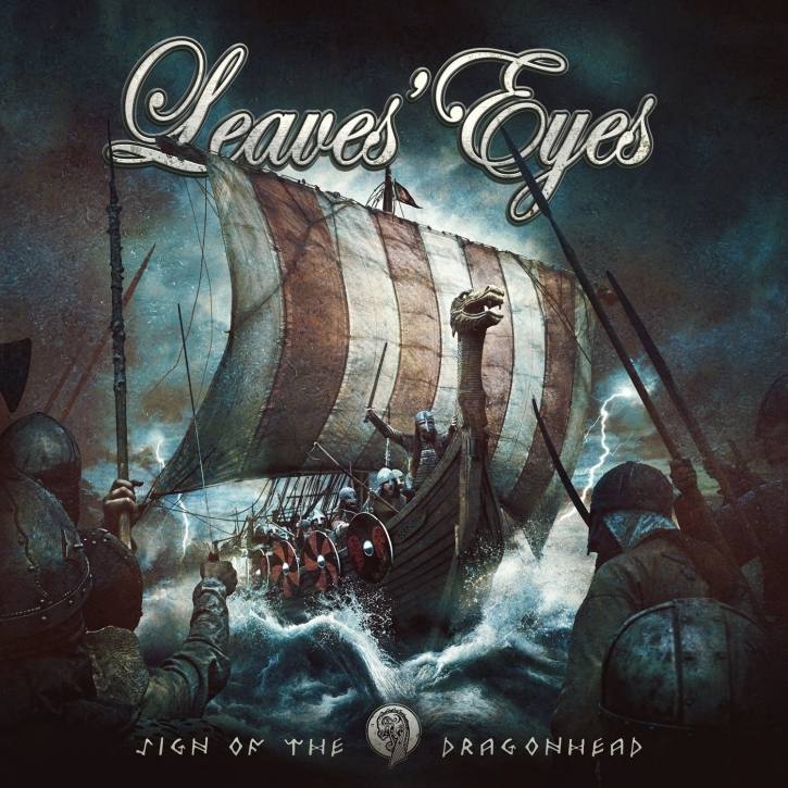LEAVES EYES Sign Of The Dragonhead CD 2018 (VÖ 12.01)