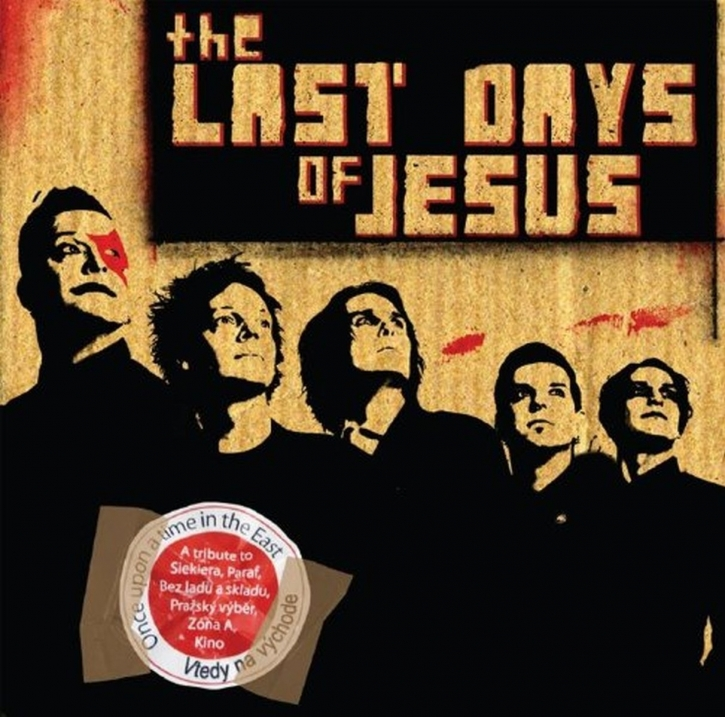 THE LAST DAYS OF JESUS Once Upon a Time in the East CD 2011