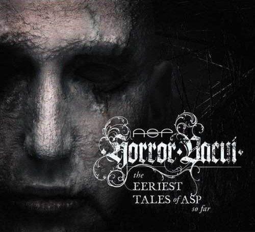 ASP Horror Vacui 2CD DigiBook 2008