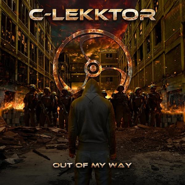 C-LEKKTOR Out of My Way CD DigiBook 2018