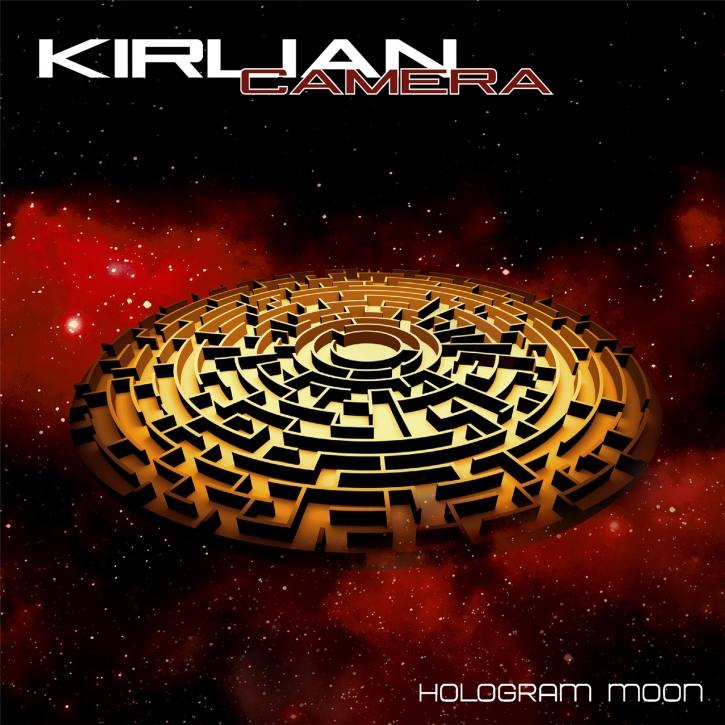 KIRLIAN CAMERA Hologram Moon CD Digipack 2018