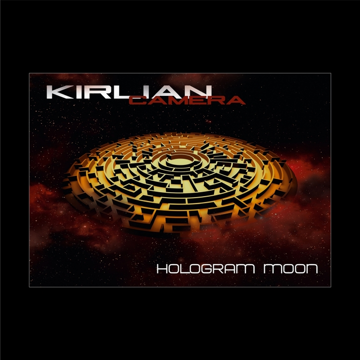 KIRLIAN CAMERA Hologram Moon 2CD BUCH EDITION 2018 LTD.1500