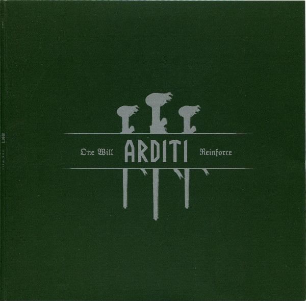 """ARDITI One Will LIMITED 7"""" MARBLED VINYL 2011"""