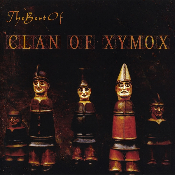 CLAN OF XYMOX The Best Of CD 2004 (Metropolis Records)