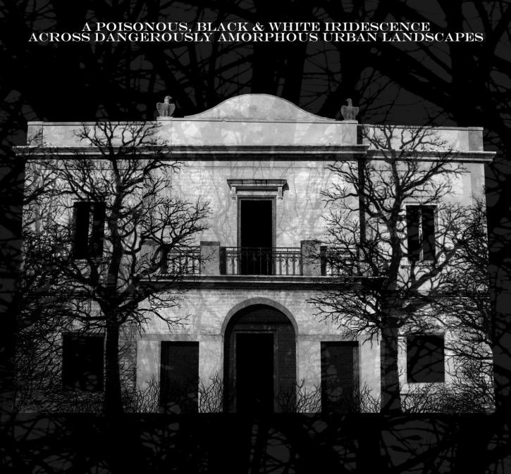 A Poisonous, Black & White Iridescence Across... CD Digipack 2014 LTD.300