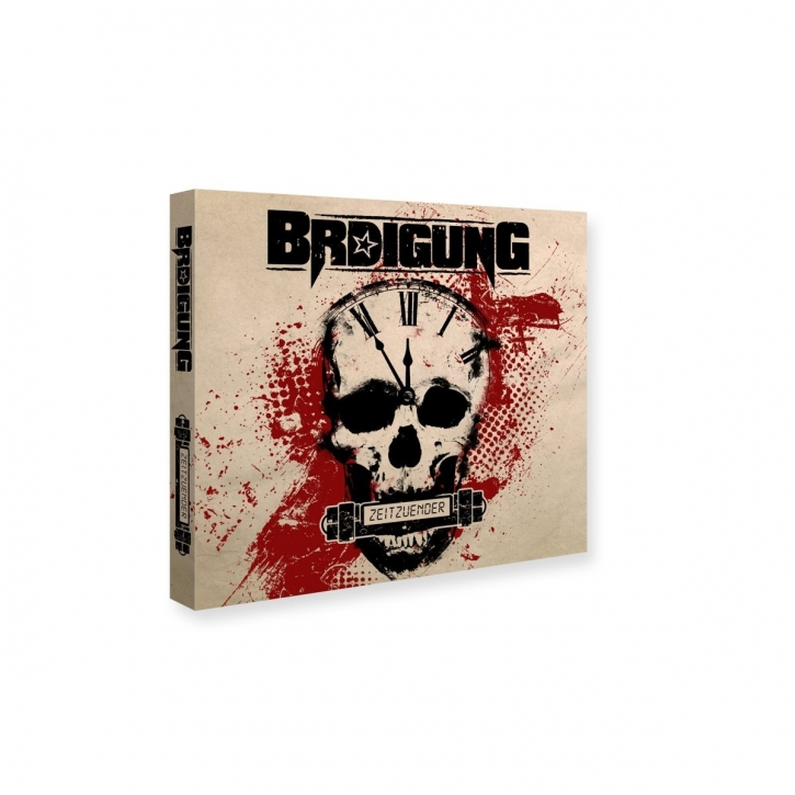 BRDIGUNG ZeitZünder CD Digipack 2018 (VÖ 02.02)