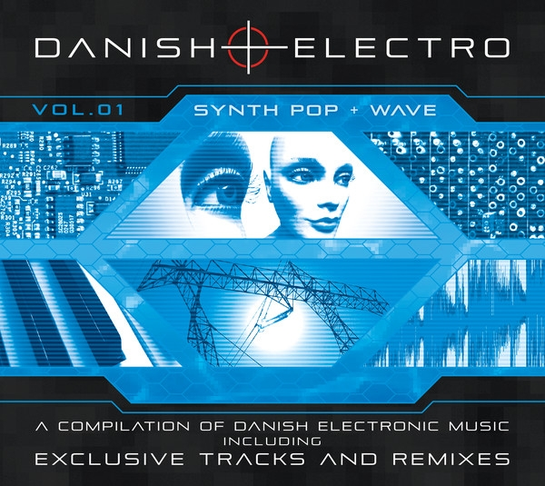 Danish Electro Volume 1 CD Digipack 2018 LTD.300 State Of Mind AM TIERPARK (VÖ 02.02)