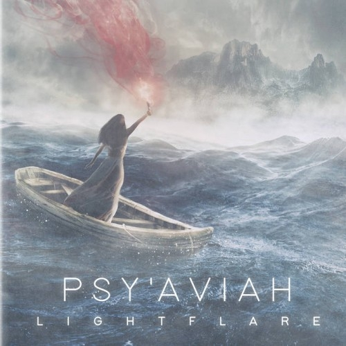 PSY'AVIAH Lightflare CD Digipack 2018