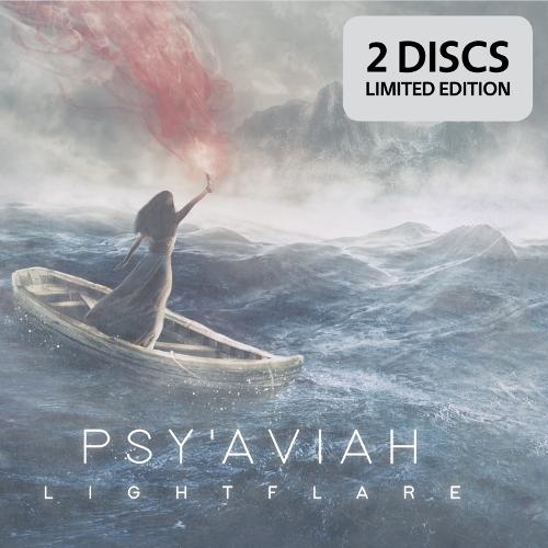 PSY'AVIAH Lightflare LIMITED 2CD Digipack 2018