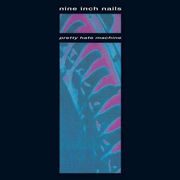 NINE INCH NAILS Pretty Hate Machine LP VINYL 2011