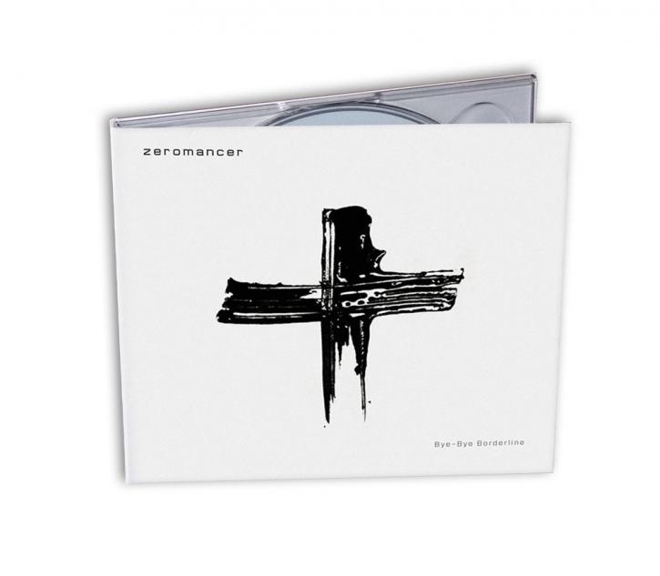 ZEROMANCER BYE-BYE BORDERLINE CD Digipack 2013