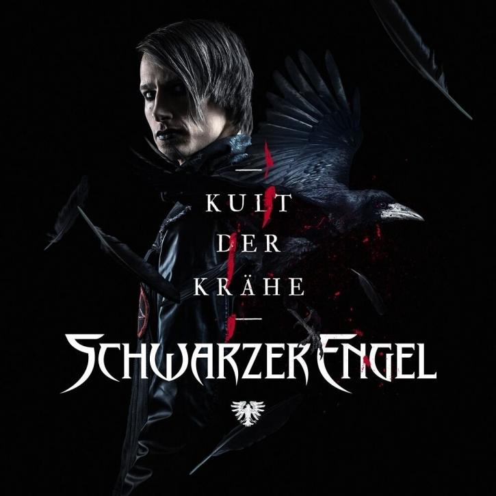 SCHWARZER ENGEL Kult der Krähe LIMITED CD Digipack 2018 + Bonustrack