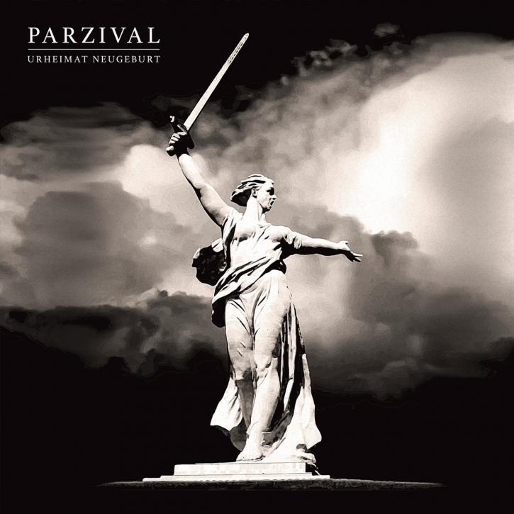 PARZIVAL Urheimat Neugeburt CD Digipack 2018