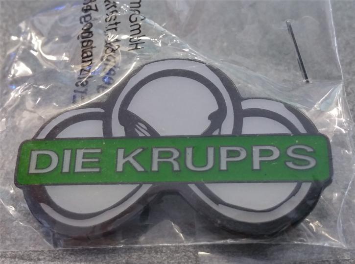 DIE KRUPPS Logo Metallpin
