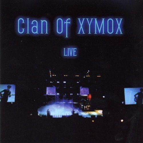 CLAN OF XYMOX Live 2CD 2011
