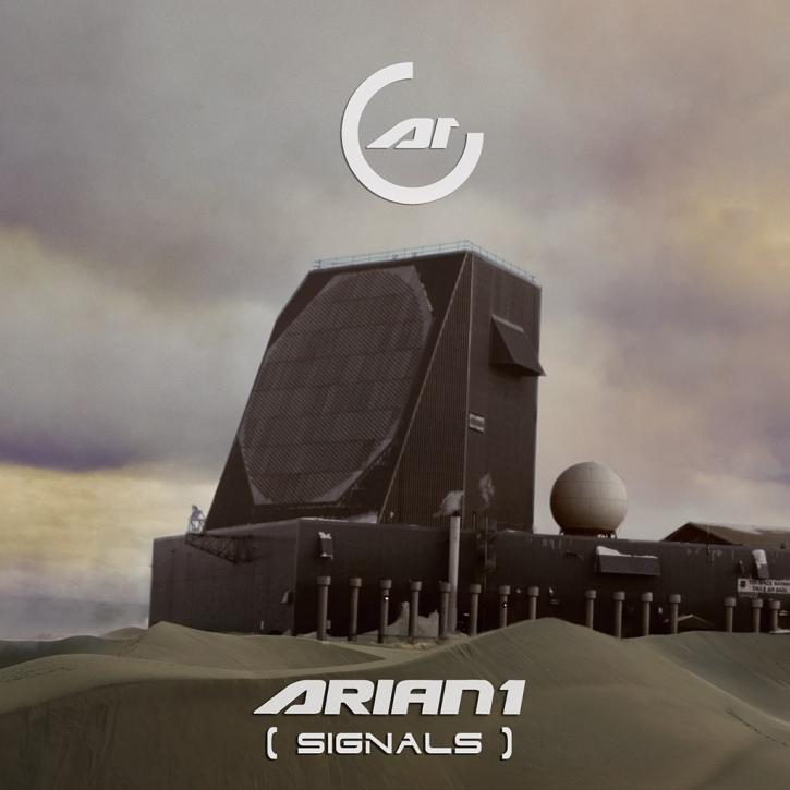 ARIAN 1 Signals CD Digipack 2017 LTD.150
